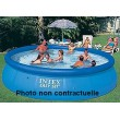 Lona piscina Easy Set 457x122 cm ref  56912