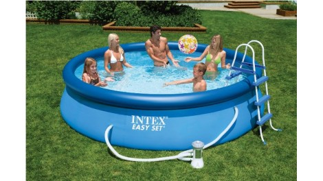 Piscinas easy set piscinas colchones hinchables playa for Piscina hinchable ninos carrefour