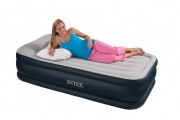 Deluxe pillow rest raised bed