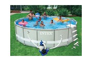 KIT ESPECIAL Piscina Ultra Frame Kit 488x122